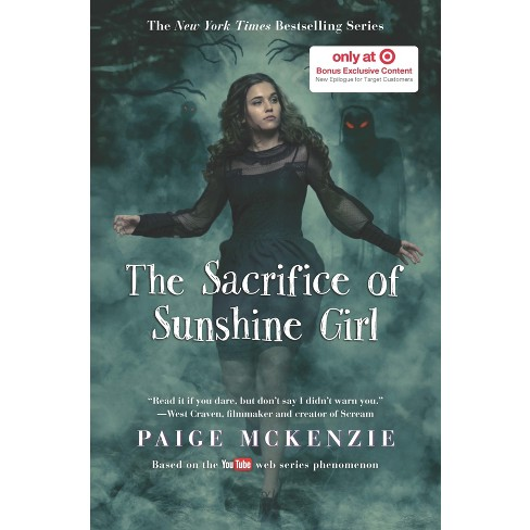 The Sacrifice of Sunshine Girl Target Exclusive (Hardcover) (Paige McKenzie) - image 1 of 1