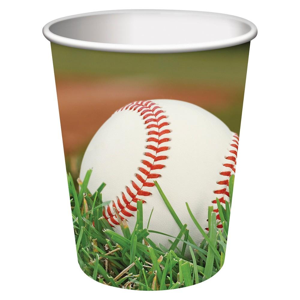Best Sports Fanatic Baseball Cups 8 pk