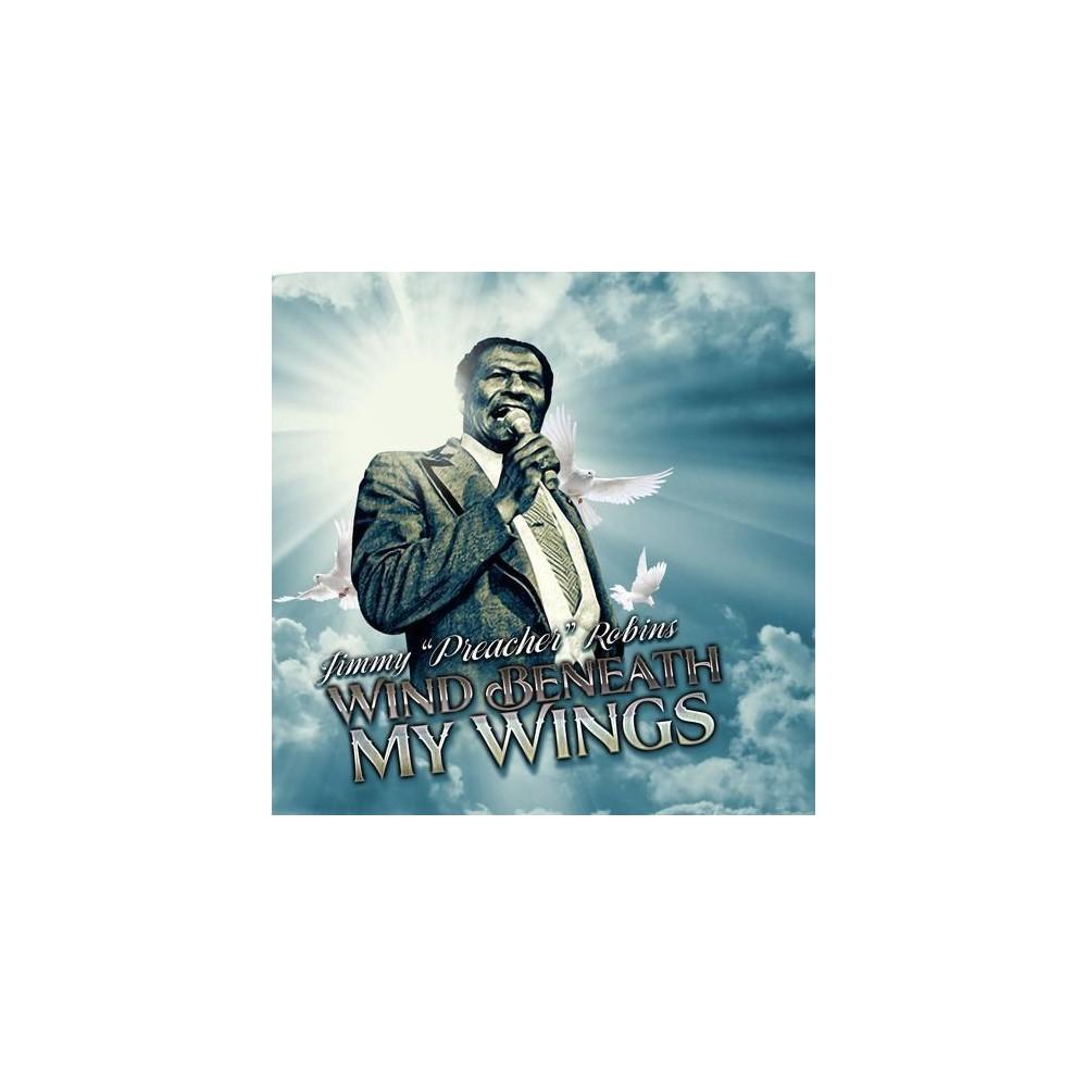 Jimmy Robins - Wind Beneath My Wings (CD)