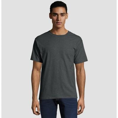 4b36ddda Hanes Men's Short Sleeve Beefy T-Shirt : Target