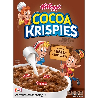 Breakfast Cereal: Cocoa Krispies