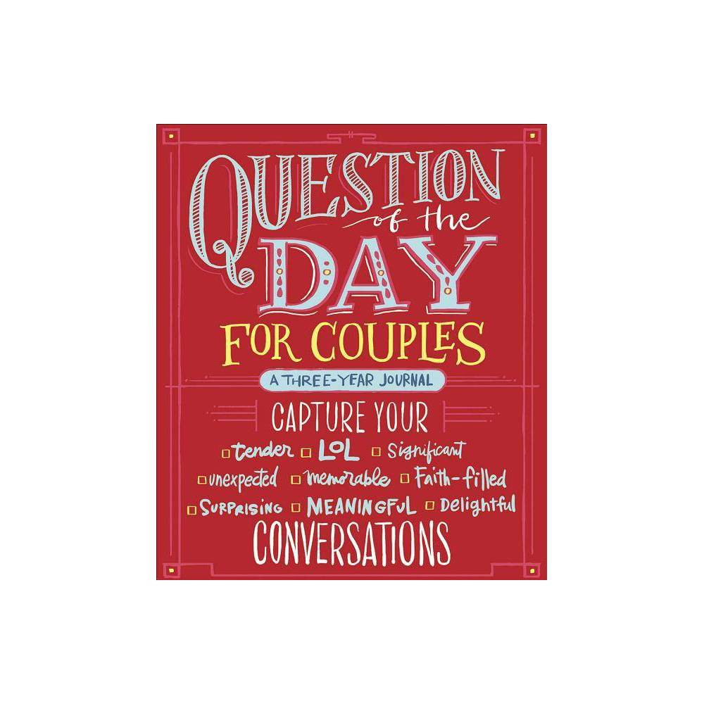 Question Of The Day For Couples Paperback
