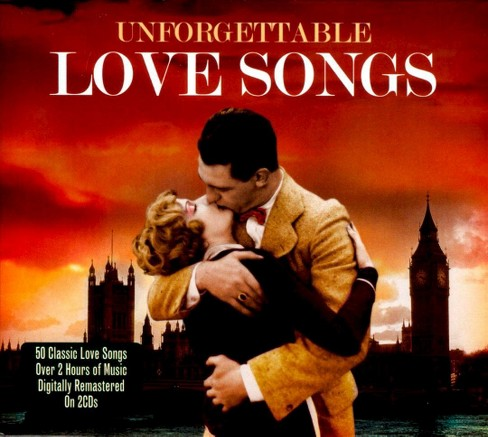 Various - Unforgettable love songs (CD) - image 1 of 1