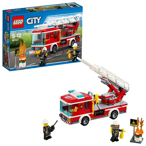 LEGO® City Fire Ladder Truck 60107 - image 1 of 11