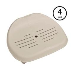 Stupendous Life Smart 2 Tier Non Slip Hot Tub Steps For Rectangle Machost Co Dining Chair Design Ideas Machostcouk