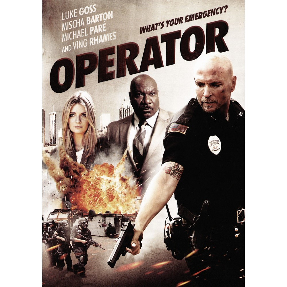 Operator (Dvd), Movies