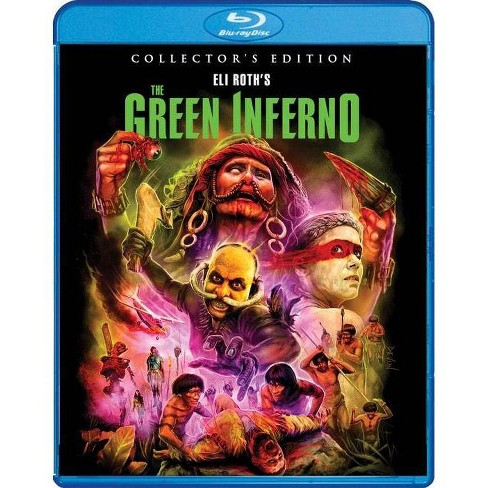 The Green Inferno (Blu-ray) - image 1 of 1