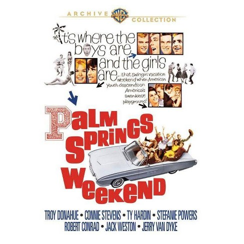Palm Springs Weekend (DVD) - image 1 of 1