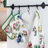 """Villeroy & Boch - French Garden Kitchen Towel, Set of 2 - 18"""" x 28"""" - image 3 of 3"""