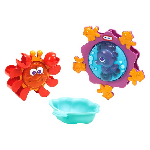 Little Tikes Sparkle Bay Water Spinners - image 1 of 7