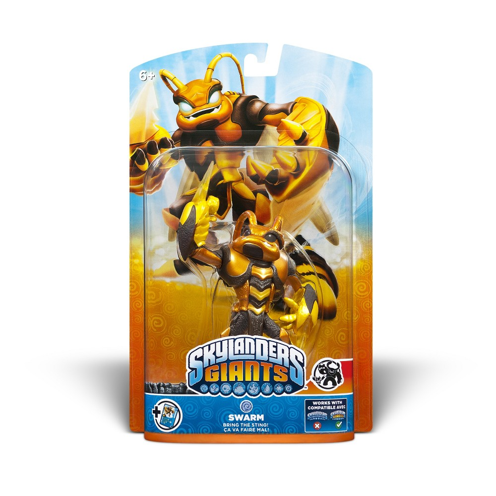 Skylander Giants Character Pack - Swarm, Multi-Colored Swarm Color: Multi-Colored.