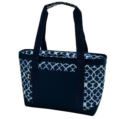 Picnic at Ascot Large Insulated Beach & Cooler Bag