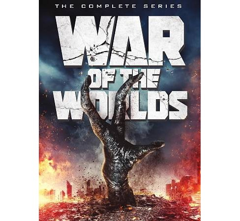 War Of The Worlds:Complete Series (DVD) - image 1 of 1
