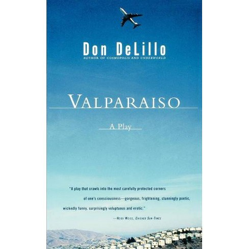 Valparaiso - by  Don Delillo (Paperback) - image 1 of 1