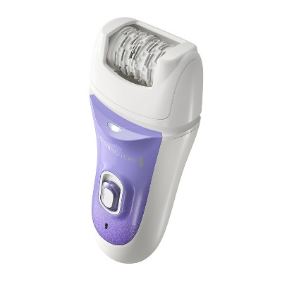 Remington Smooth & Silky Deluxe Women's Rechargeable Electric Epilator - EP7030