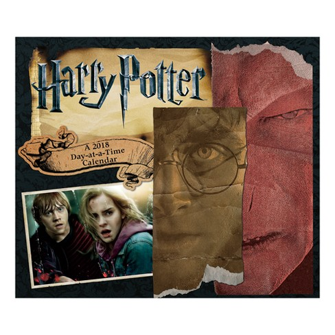 harry potter 2018 day at a time box calendar
