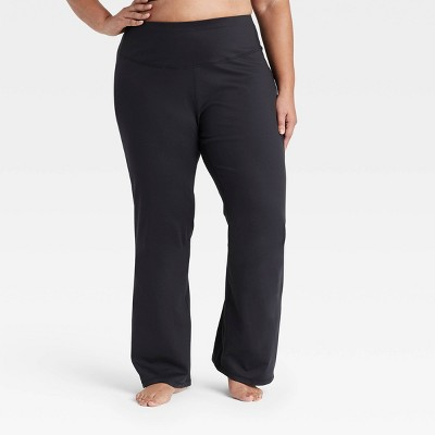 Women's Contour Curvy High-Waisted Straight Leg Pants with Power Waist - All in Motion™