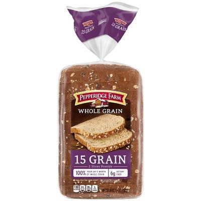 Pepperidge Farm Whole Grain 15 Grain Bread - 24oz