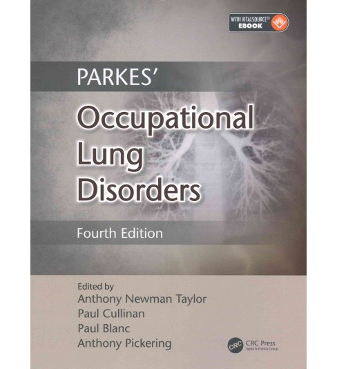 Parkes' Occupational Lung Disorders (Paperback) - image 1 of 1