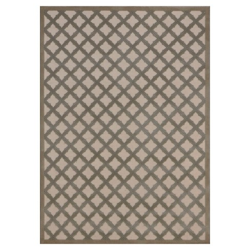 Nourison Lattice Ultima Rug - image 1 of 3