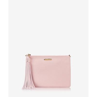 GiGi New York Pink Chelsea Crossbody Bag