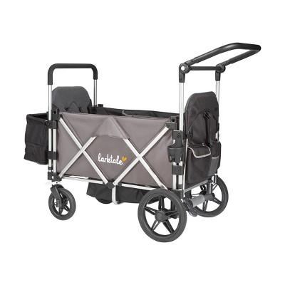 Larktale Caravan Stroller Wagon Chassis - Mornington Gray