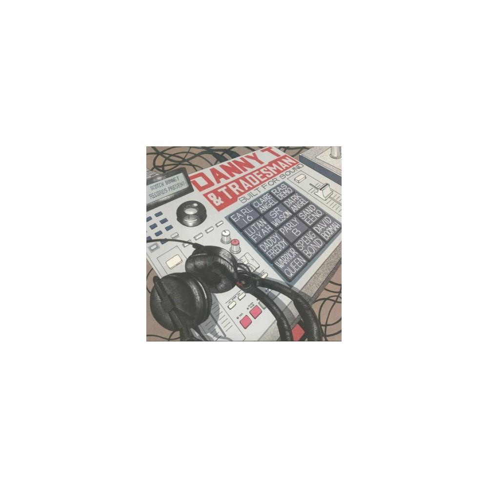 Danny T - Built For Sound (CD)