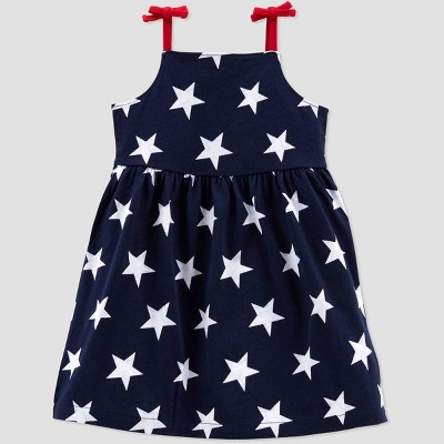 Toddler Girls' Star Dress - Just One You® made by carter's Navy