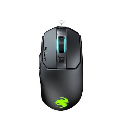 ROCCAT Kain 200 Aimo Wireless PC Gaming Mouse - Black
