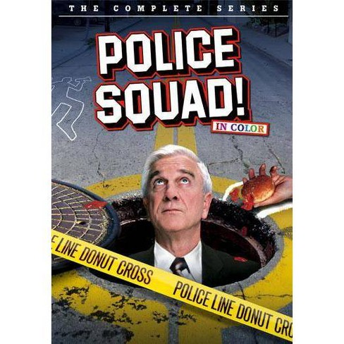 Police Squad: The Complete Series - image 1 of 1