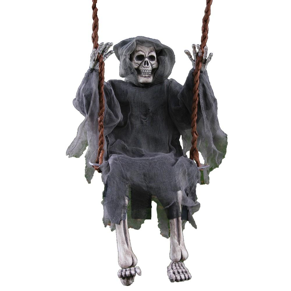"Image of ""36"""" Halloween Swinging Reaper"""