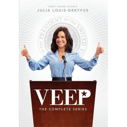 Veep: The Complete Series (DVD) - image 1 of 1