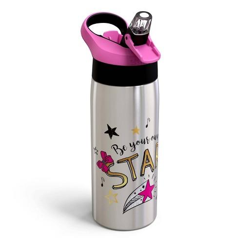 JoJo Siwa 19oz Stainless Steel Water Bottle - Zak Designs - image 1 of 4