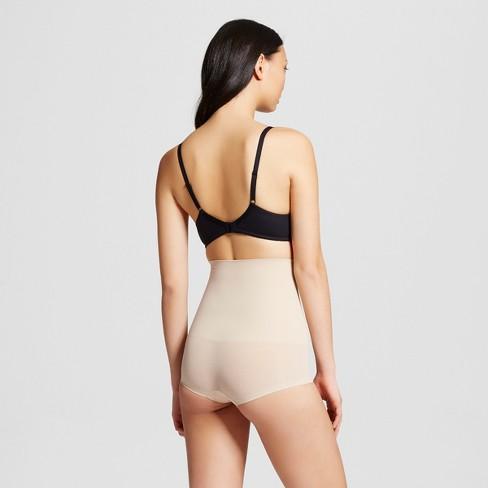 7093f5cee401 Maidenform® Self Expressions® Women's Seamless High Waist Boyshorts 248 -  Paris Nude L : Target