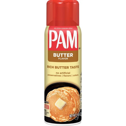 PAM Butter Flavor Canola Oil Spray - 5oz - image 1 of 3