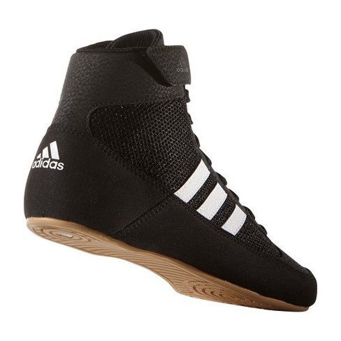Adidas Youth HVC 2 Wrestling Shoes - Black 3.5   Target 1fdecbc60