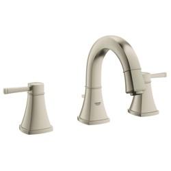 Grohe America, Inc 20 418 A Grandera 1.2 GPM Bathroom Faucet Widespread Double Handle