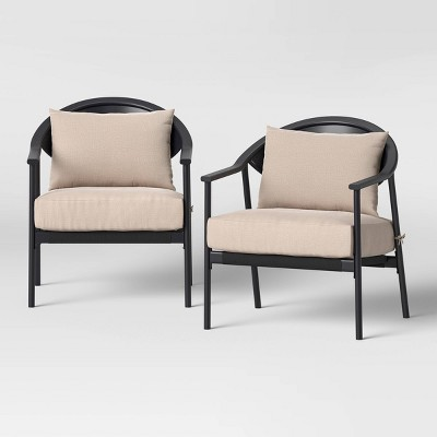 Dekker 2pk Patio Club Chairs - Project 62™