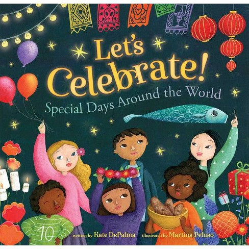 Let's Celebrate! - by  Kate Depalma (Paperback) - image 1 of 1