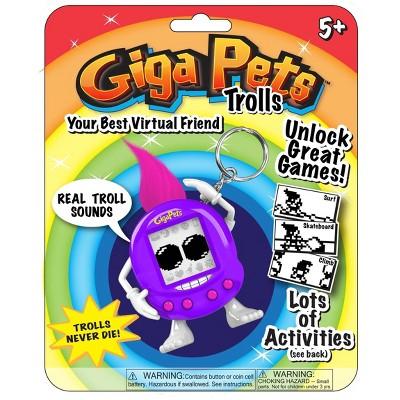 GigaPets Trolls - Purple