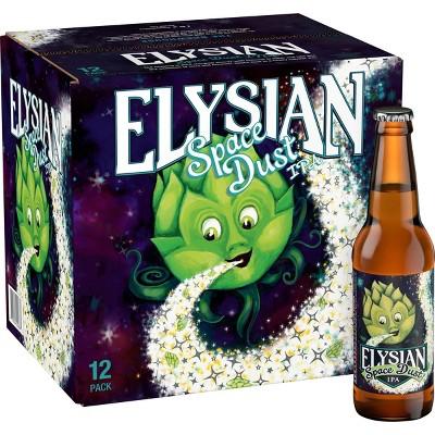 Elysian Space Dust IPA Beer - 12pk/12 fl oz Bottles