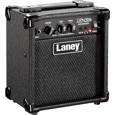 Laney LX10B 10W 1x5 Bass Combo Amp Black