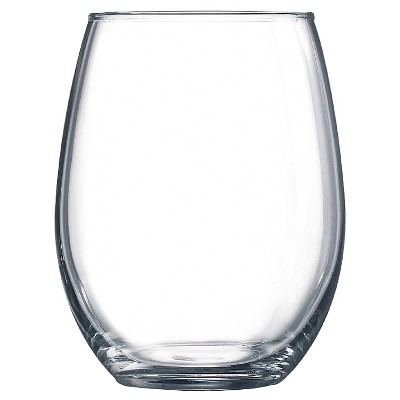 Luminarc Stemless Wine Glasses 15oz - Set of 4