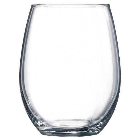 Luminarc Stemless Wine Glasses 15oz - Set of 4 - image 1 of 1