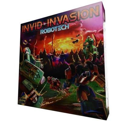 Invid Invasion Board Game