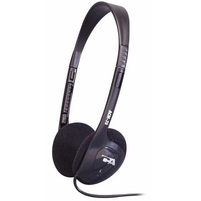 Cyber Acoustics ACM-70b Lightweight PC/Audio Stereo Headphone - Stereo - Mini-phone - Wired - 20 Hz 20 kHz - Over-the-head - Binaural - Supra-aural