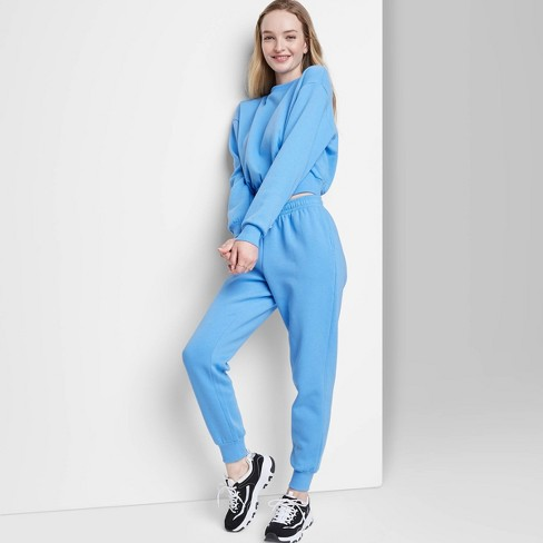 Women's High-Rise Sweatpants - Wild Fable™ - image 1 of 3