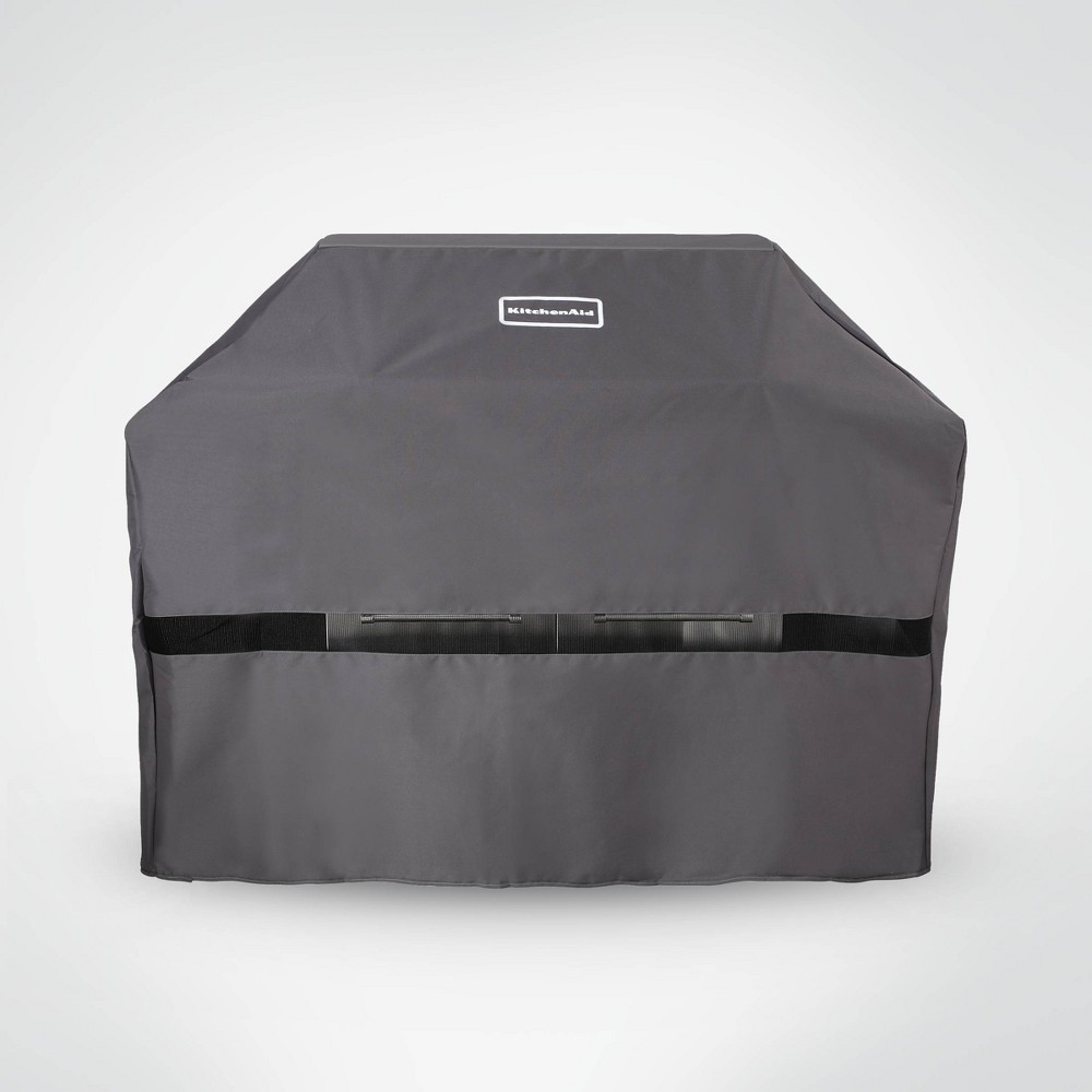 KitchenAid 3 & 4 Burner Grill Cover – Gray 54357483