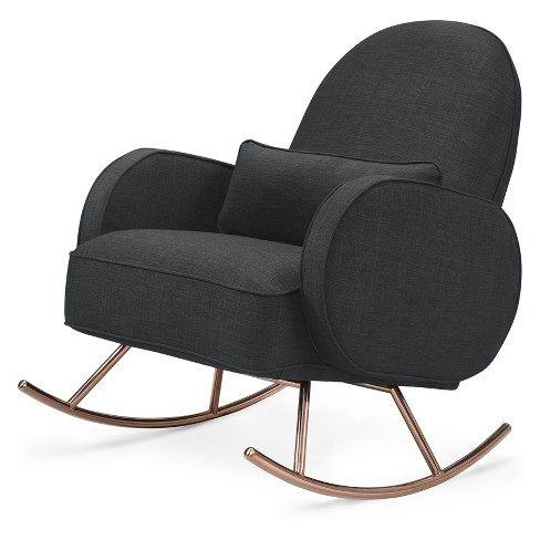Nursery Works Compass Rocker - Coal Gray - image 1 of 9