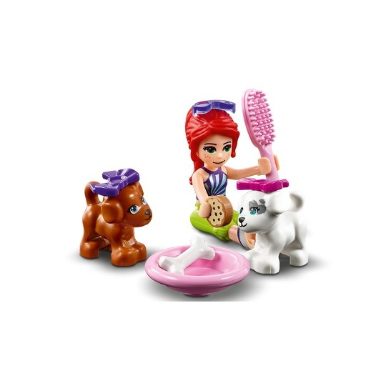 LEGO Friends Puppy Playground 41396 Starter Building Kit image number null